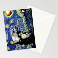 Starry Night versus the Empire Stationery Cards