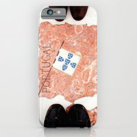 iPhone & iPod Case featuring Feet by Little Miss Joey