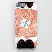 Feet iPhone 6 Slim Case