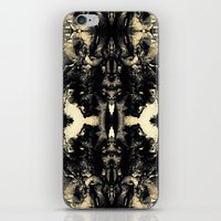 The Devil Is In The Tree… iPhone & iPod Skin