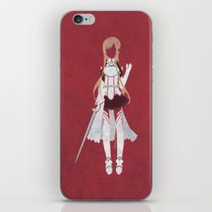 Asuna iPhone & iPod Skin