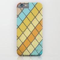Fish Aqua Print iPhone 6 Slim Case