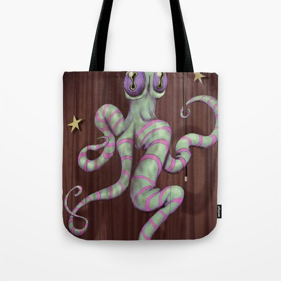 Cephalopod Performance Tote Bag