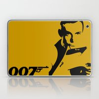 007 James Bond Laptop & iPad Skin