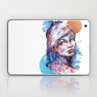 Sophia by carographic Laptop & iPad Skin
