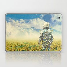 In the field Laptop & iPad Skin