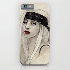 New York Woman born to run you down iPhone 6 Slim Case
