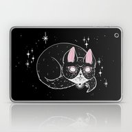 Home Is Where My Cat Is Laptop & iPad Skin