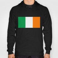 Irish National Flag - Fl… Hoody
