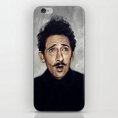 Adrien Brody / Grand Bud… iPhone & iPod Skin