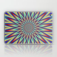 Red Blue And Yellow Supe… Laptop & iPad Skin
