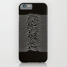 Unknown Pleasures iPhone 6 Slim Case
