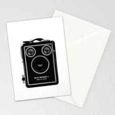Box Brownie Stationery Cards