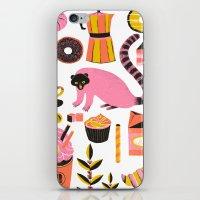 Super Coffee lovers set iPhone & iPod Skin