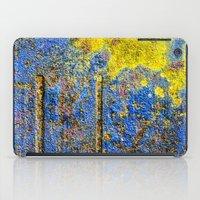 Rusted iPad Case