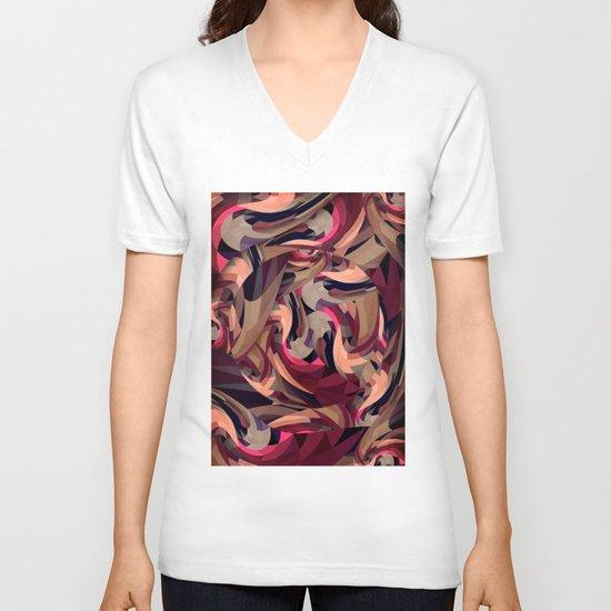 Safe V-neck T-shirt