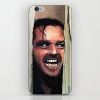 Fear. iPhone & iPod Skin