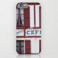 Basque Café iPhone 6 Slim Case