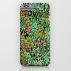 April Leaves Slim Case iPhone 6s