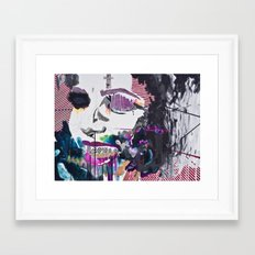 Gori Framed Art Print