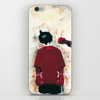 Visions #01 iPhone & iPod Skin