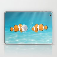 Clown Fish Laptop & iPad Skin