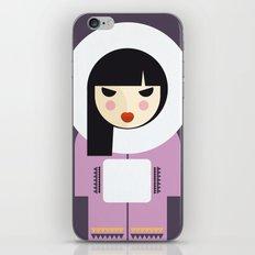Esquimalina iPhone & iPod Skin