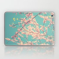 I Love Spring Laptop & iPad Skin