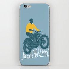 Mcqueen 955 + Text iPhone & iPod Skin
