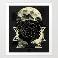 Ursa Art Print
