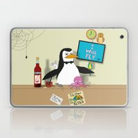 Penguin: The Barman Laptop & iPad Skin