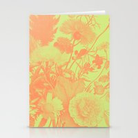 Wildflower Pattern Stationery Cards