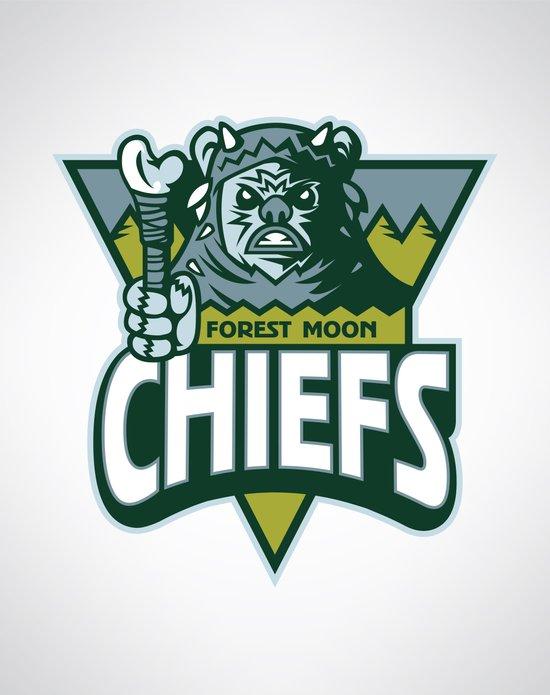 Forest Moon Chiefs Art Print
