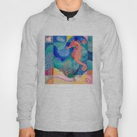 Seahorse Collage Hoody