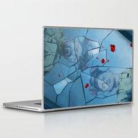 breaking bad Laptop & iPad Skins featuring Breaking Bad by Steven P Hughes