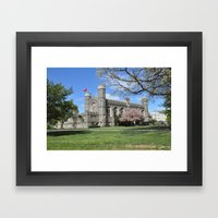 Bryn Mawr College Framed Art Print