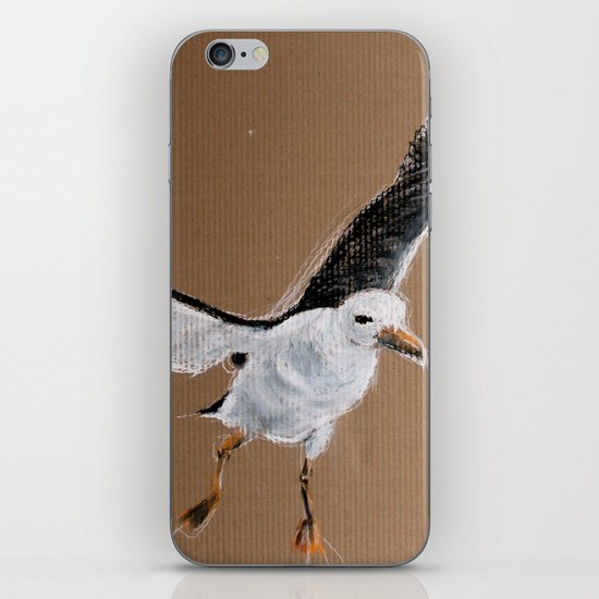 Laridae iPhone & iPod Skin