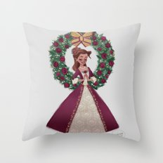 As long as there's christmas Throw Pillow