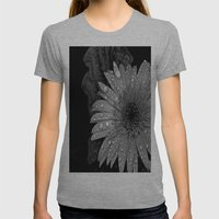 Rain On Me Womens Fitted Tee Athletic Grey SMALL