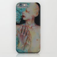 iPhone & iPod Case featuring The One Who Once Covered By Stars by Georgiath