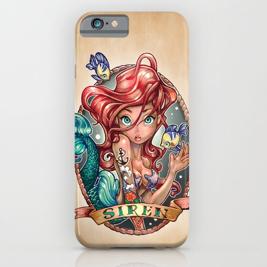 SIREN iPhone & iPod Case