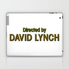 Directed by David Lynch Laptop & iPad Skin
