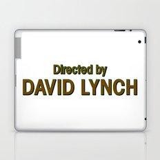 Directed by David Lynch Laptop & iPad Skin
