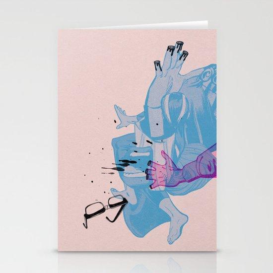Nerd /// Fight Stationery Card