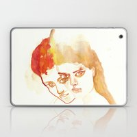 Oh, the Unspeakable Things Laptop & iPad Skin
