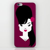 Amy iPhone & iPod Skin