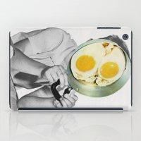 Goodmorning iPad Case