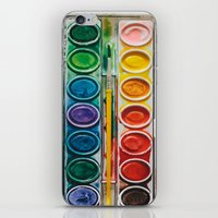 The Painter  iPhone & iPod Skin