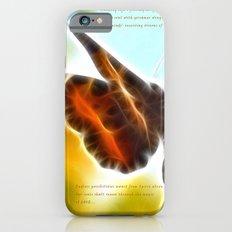 Autumn Moth iPhone 6 Slim Case