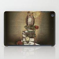 The Bibliophile - (the L… iPad Case